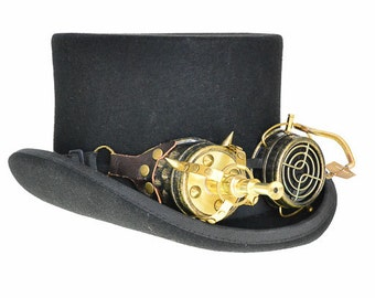 steampunk brass goggles MG5024