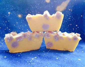 Healthy Hippie/Carrot and Patchouli soap-Vegan