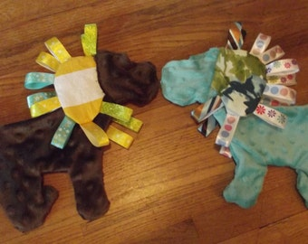 Busy Buddies Baby Blankets