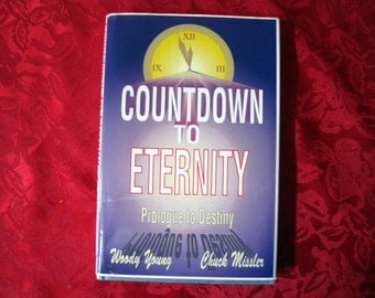 Countdown to Eternity Signed by Author Chuck Missler
