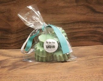 Butt Naked 100% Soy Wax Tart // Melts The Cow Patty