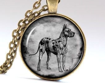 Dog Necklace Scooby Pendant Macabre Jewelry Pendants Necklaces Jewellery LG342