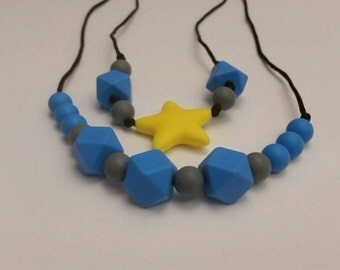 Kit for necklace silicone MOM and child