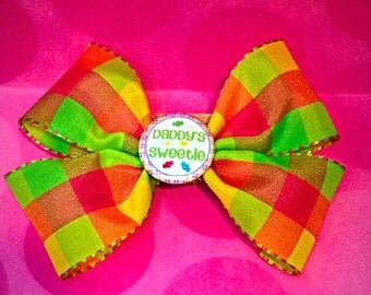 Daddy's Sweetie Bow