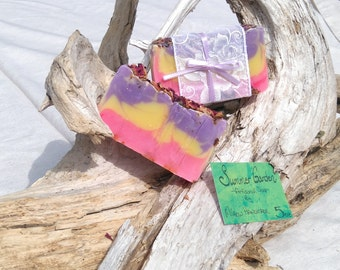 Summer Garden - Artisanal Soap
