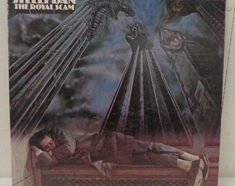 Steely  Dan The Royal Scam Vinyl LP 1976