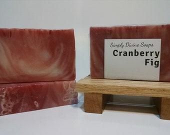 Cranberry Fig Soap