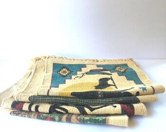 Vintage Southwest Placemats