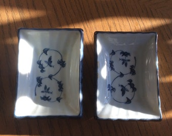 Mini China plates