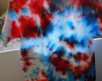 Youth Large tie dye