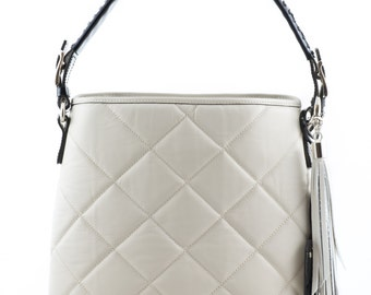 Quilted TFlori Bag