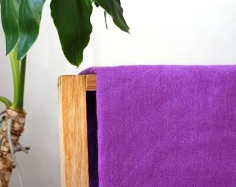 100% Pure Pashmina/Cashmere Scarf - Violet