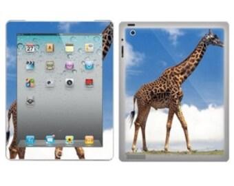 Customizable Gel Skin for iPad 3