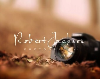 Logo Design - Photography Watermark - Custom Photography Logo - Business Logo Design