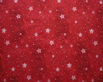 Old World Christmas - stars red