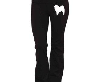 Chow Chow Yoga Pants