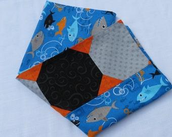 Shark Attack Pillow Case
