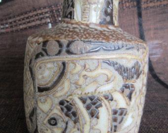 Royal Copenhagen Fajance Porcelain Vase by Nils Thorsson