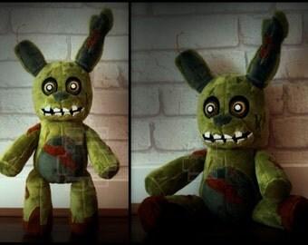 Five Nights At Freddy's - Springtrap - Plush