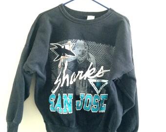 San Jose Sharks Sweatshirt