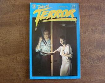 Tales of Terror #4 VF- Eclipse, John Bolton, Timothy Truman, Gray Morrow, Cara Sherman Tereno, Mike Hoffman, Horror Comic