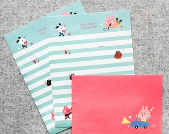 LAST CHANCE SALE! Cute paper set #8 | Cute Stationery