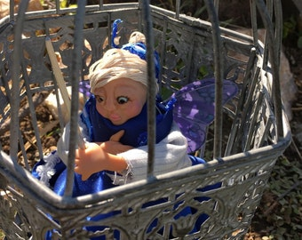 Trapped fairy godmother