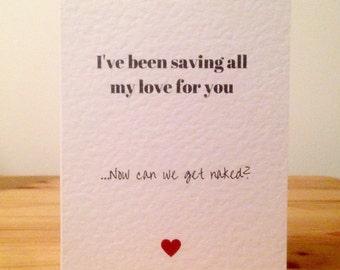 saving all my love