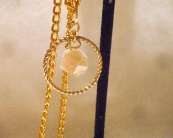 Romantic enchantment necklace