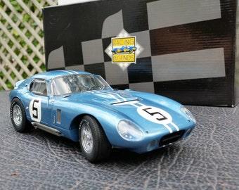 Exoto Cobra Daytona Coupe 1:18 Diecast Model 1964 Winner - Retired