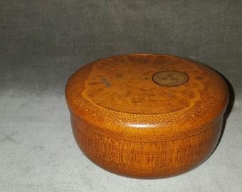 Estate of MIYE MATSUKATA - Antique gourd box