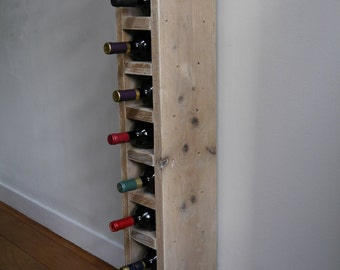 Wooden wine rack-La Rioja