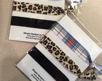Casual hair tie pack