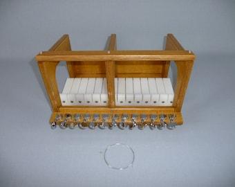 Multi Bar Wire Soap Cutter 13,8 inches,   Seifenschneider 35 cm Länge