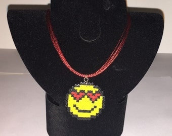 Necklace Young Hama Beads-Line Yuong