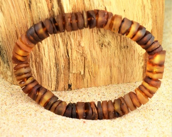 Amber bracelet, Men and Women Amber bracelet. Adult Baltic Amber Bracelet. Multicolor jewelry. Raw Amber bracelet