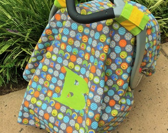 Personalized Car Seat Cover