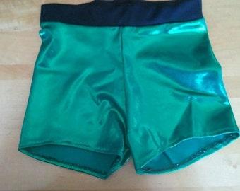 cheer and gymnastics shorts