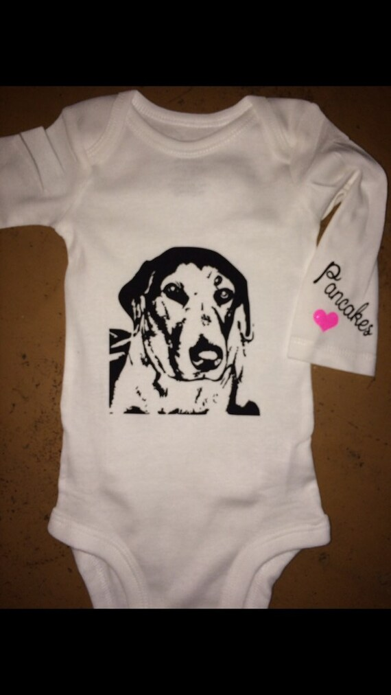 Personalized pet onesie t shirt for Custom pet t shirts