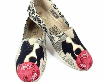 Border collie shoes!! Women shoes, Dog breeds, dog lovers.