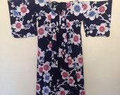 1970's Cotton Kimono