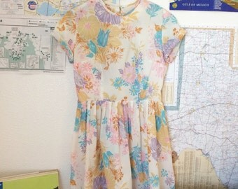 Floral Hill Country Dress