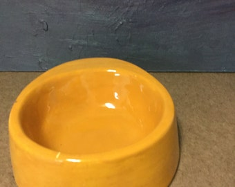 Oval Pet Bowl