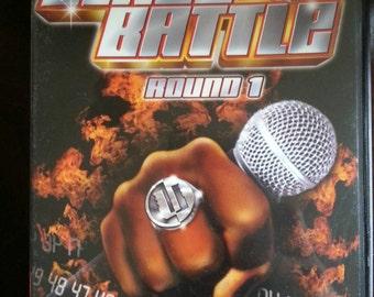 Blaze Battle rap battle round 1 - hip hop DVD - 16 MC's - krs-one - tony touch - Doug e fresh - eyedea - HBO