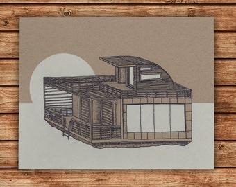 Houseboat #4
