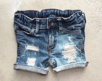 2T Skinny Fit Girl Shorts