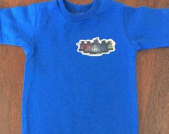 SD boys embellished Tshirt