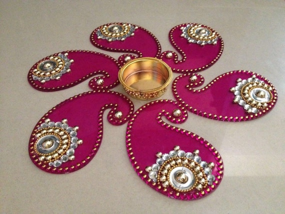Indische deko bollywood deko pink lila rot deko mandala for Indische dekoartikel