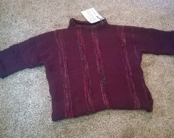 Handmade Merino Wool Sweater
