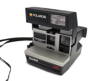 Polaroid Sun 600 LMS Camera - Works! - Polaroid 600